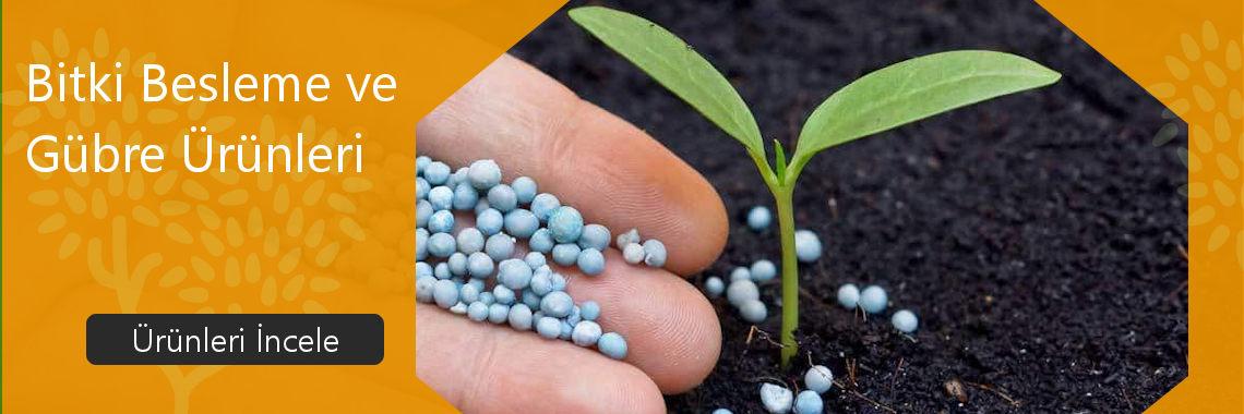 Bitki Besleme ve Gübre Ürünleri