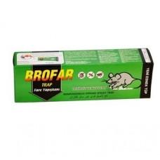 BROFAR TRAP Fare ve Sıçan için Zehirsiz ve Kuvvetli Yapışkan 125 ml