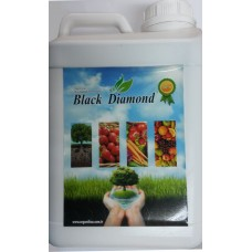BLACK DIAMOND SIVI HALDEKİ HUMİK ASİT ORGANİK GÜBRE 5 LT