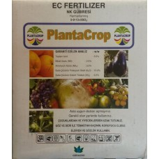 PLANTA CROP NK GÜBRESİ 5-0-13+5SO3 EC FERTİLİZER 400 GR KUTU